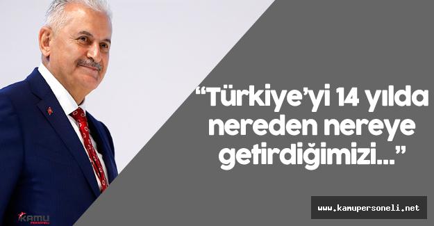 """Başbakan Binali Yıldırım: """"Kul sıkışmayınca hızır yetişmez"""""""