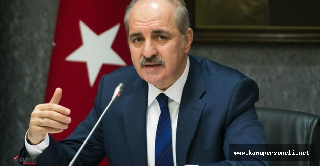 Başbakan Yardımcısı Numan Kurtulmuş Gündem Hakkında Konuştu
