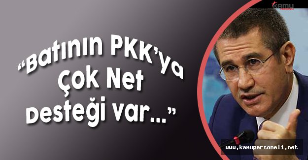 Başbakan Yardımcısı Nurettin Canikli'den HDP Yorumu