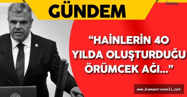 """Başbakan Yardımcısı Veysi Kaynak: """" Çanakkale Ruhu ve 15 Temmuz Aynıdır"""""""