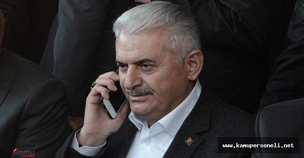 Başbakan Yıldırım'dan Suudi Prensine Taziye Telefonu