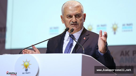 Başbakan Yıldırım Türkiyeyi Bölmeye Çalışanlar Başlıklı Bir Konuşma Yaptı