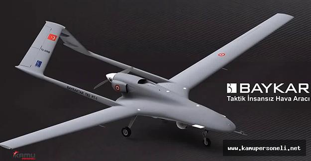 Baykar Makine İnsansız Hava Aracı Projelerinde Görevlendirilmek Üzere Personeller Arıyor