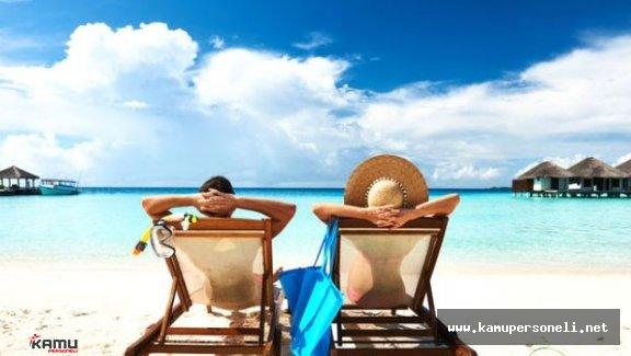 Bayram Tatilinde Turizm Çoştu - İç Turizm Tavan Yaptı