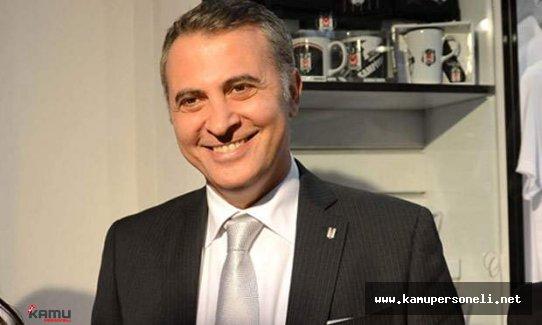 """Beşiktaş Kulübü Başkanı : """"Bu kurallar olmasa daha çok para harcayabilirdik"""""""