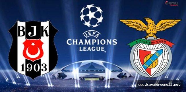 Beşiktaş, Şampiyonlar Ligi'ne İyi Başlamak İstiyor