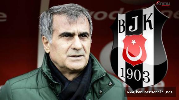 """Beşiktaş Teknik Direktörü Güneş: """" Kovsalar da gitmeyeceğim"""""""