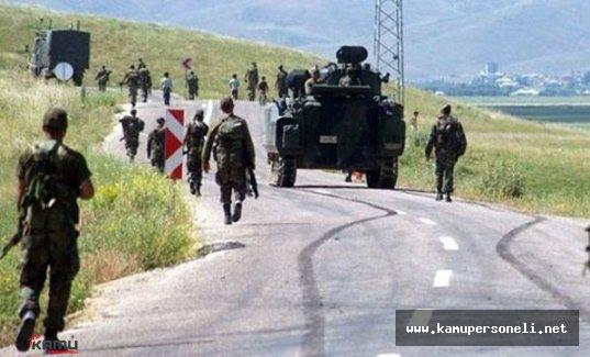 Bitlis'de Terör Operasyonu Gerçekleştirildi