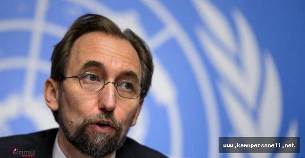 BM'den Terör Örgütü PKK Açıklaması Geldi