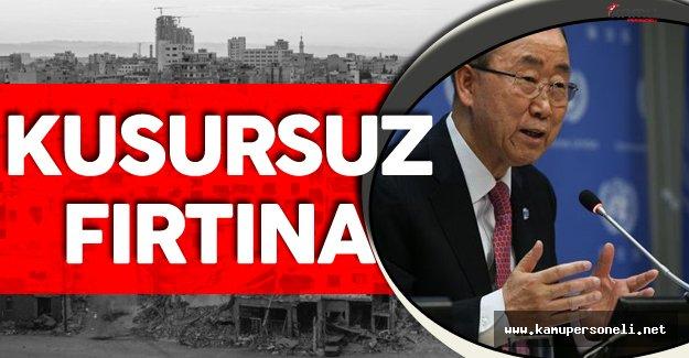 """BM Genel Sekreteri Suriye Sorunu ile İlgili: """"Kusursuz Fırtına"""" Dedi"""
