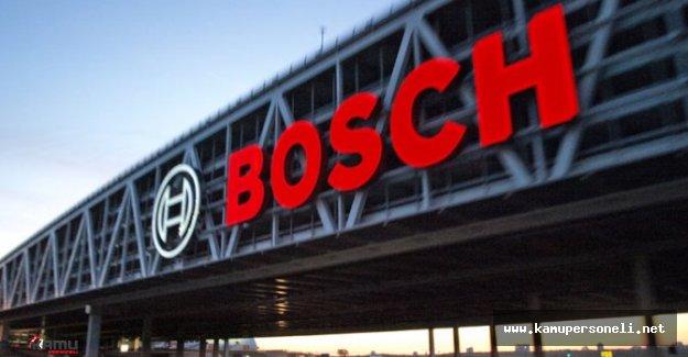 Bosch Türkiye Geneli Personel Alımı İlanı