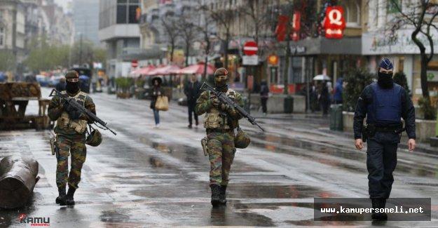 Brüksel Terör Eylemleri için Yeni Önlemler Almaya Devam Ediyor