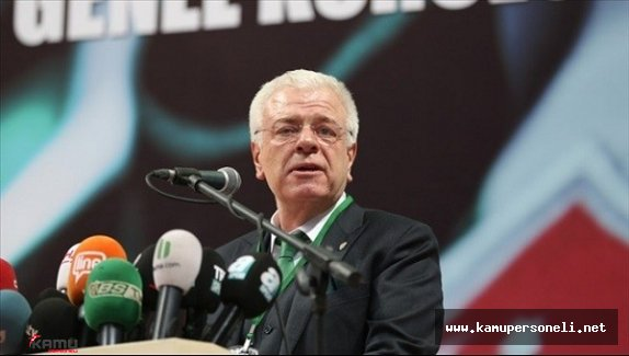 Bursaspor Kulübü Başkanı Ali Ay, EURO 2016 İle İlgili Açıklamalarda Bulundu