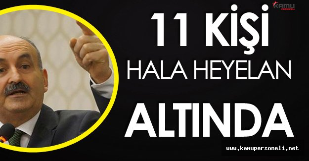 Çalışma Bakanı Müezzinoğlu'ndan Maden Faciası İle İlgili Açıklama