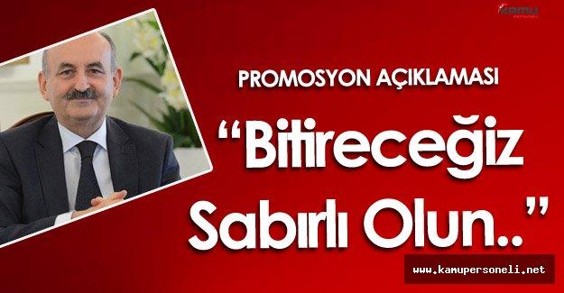 Çalışma Bakanı'ndan Emeklilere Promosyon Açıklaması