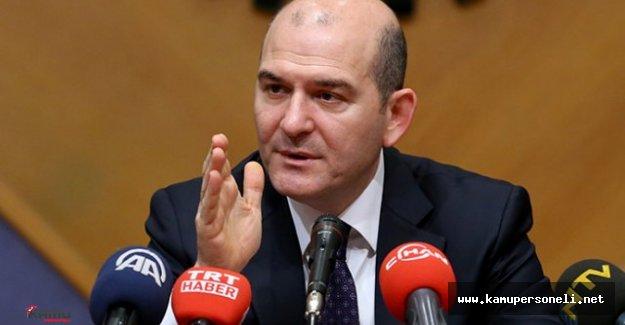 """Çalışma Bakanı Süleyman Bakan Soylu : Önümüzdeki 100 yıllarda da gerçekleştirebileceğimiz..."""""""
