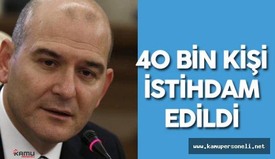 """Çalışma ve Sosyal Güvenlik Bakanı : """"Nisan 2016 'da 40 Bin 33 Personel İstihdamı Sağlandı"""""""