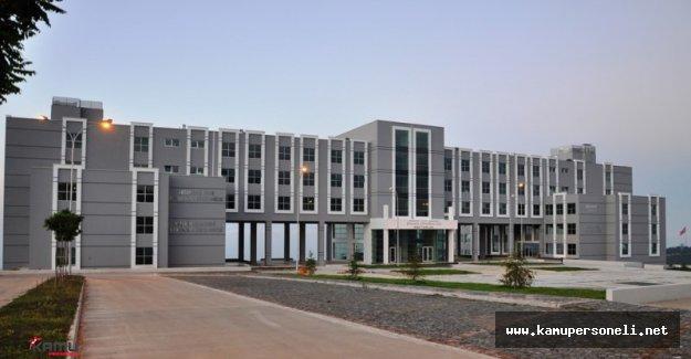 Canik Başarı Üniversitesi Ana Yönetmeliği'nde Değişiklik Yapıldı