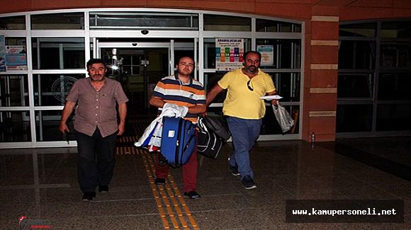 Çankırı Karatekin Üniversitesinde 5 Kişi Tutuklandı