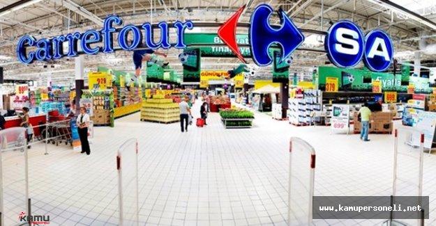 CarrefourSA Satılıyor İddialarına Şirketten Yanıt Geldi