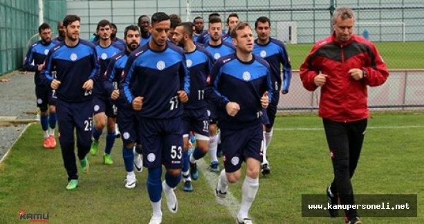 Çaykur Rizespor'da Sezon Hazırlıkları Devam Ediyor