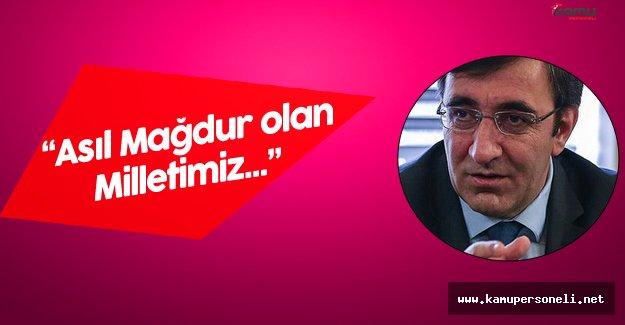 """Cevdet Yılmaz :"""" Suçum Yok Diyen Kim Varsa..."""""""
