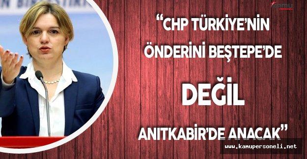 """CHP Genel Başkan Yardımcısı Böke:"""" O Metin Türkiye'yi Böldürmeme Metnidir"""""""