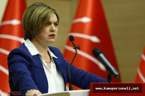 CHP Genel Başkan Yardımcısı Selin Sayek Böke Açıklamalarda Bulundu