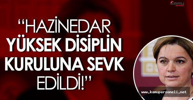 CHP Genel Başkan Yardımcısı Selin Sayek Böke Hazinedar' ın Sevkini Açıkladı!