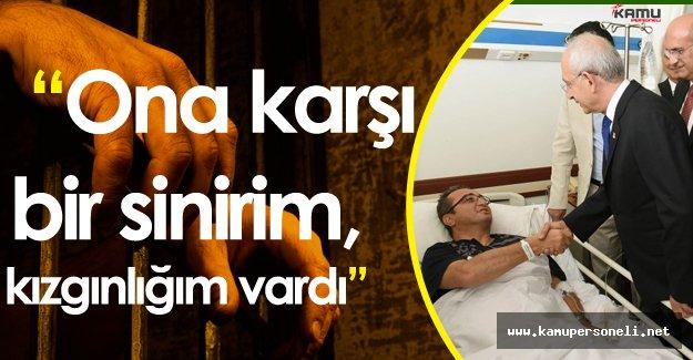 CHP Genel Başkan Yardımcısı Tezcan'ı Yaralayan Zanlının İfadesi Ortaya Çıktı