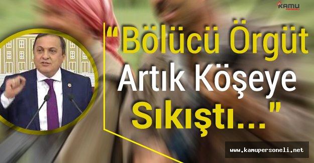 """CHP Genel Başkan Yardımcısı Torun:"""" PKK Artık Köşeye Sıkıştı"""""""