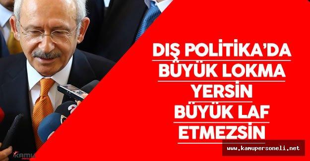 CHP Genel Başkanı : Atatürk Olmasaydı Sen O Okula Öğretmen Olamazdın