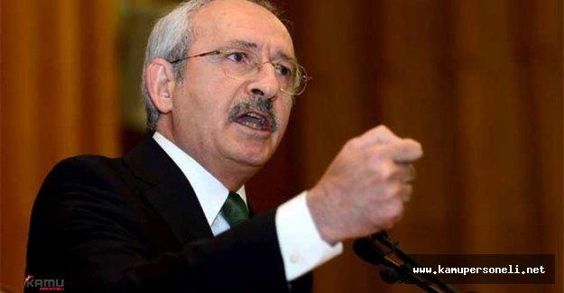 CHP Grup Toplantısında Kemal Kılıçdaroğlu Konuşma Yaptı