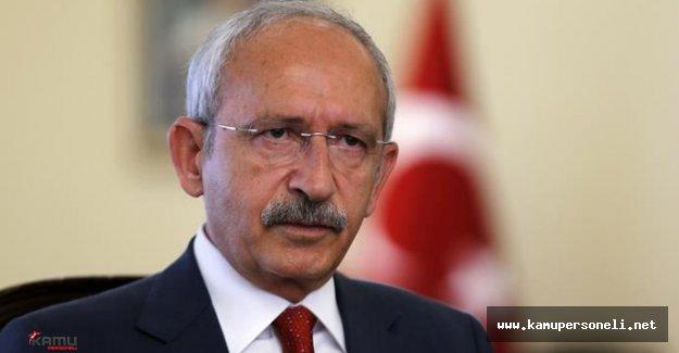 CHP Lideri Şehit Ailesini Ziyaret Etti