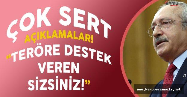 CHP Liderinden Sert Açıklama! 'PKK Binali Beye Saldırmadı'