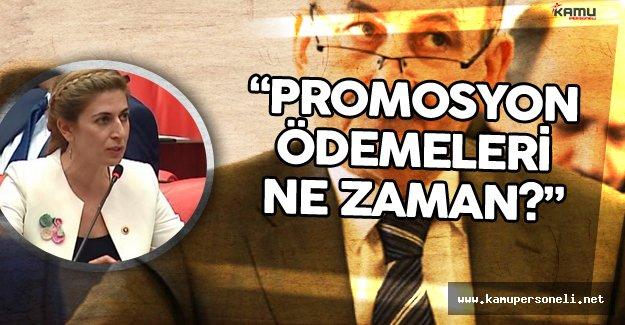 """CHP Milletvekili Didem Engin :""""Emekli Promosyonları Ne Zaman Ödenecek? """""""
