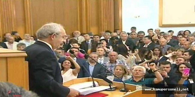 CHP Parti Meclisi 15 Temmuz Cuma Günü Toplanacak