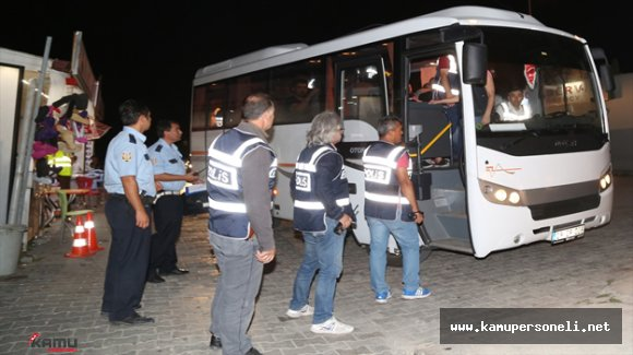 Çorum'da 18 FETÖ Zanlısı Tutuklandı