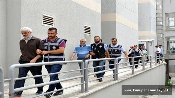 Çorumda FETÖ Şüphelisi 12 Sağlık Çalışanı Gözaltında