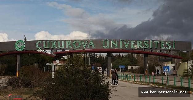 Çukurova Üniversitesi Rektörlük Seçimleri Sonuçlandı