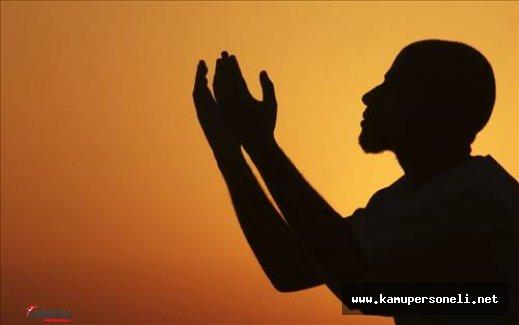 Cuma Günü Okunması Gereken Dualar