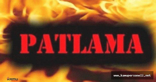 Cuma Namazında Camide Bomba Patladı 4 Ölü Var