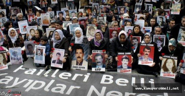 Cumartesi Anneleri İstiklal Caddesinde Toplandı