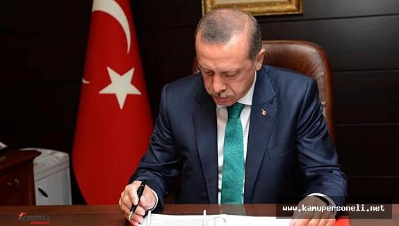 Cumhurbaşkanı Erdoğan 7 Kanunu Onayladı