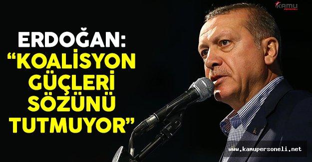 Cumhurbaşkanı Erdoğan'dan Fırat Kalkanı açıklaması