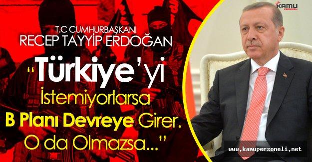 Cumhurbaşkanı Erdoğan'dan Musul Operasyonu Açıklaması