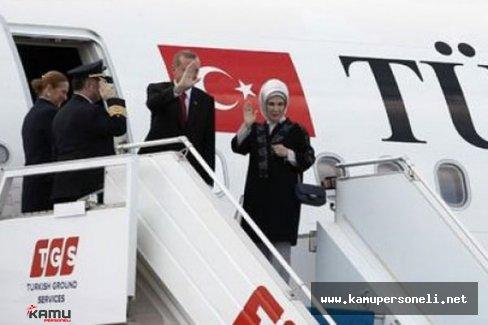 Cumhurbaşkanı Erdoğan Trabzon'a Gitti