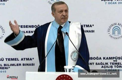 """""""Cumhurbaşkanı Recep Tayyip Erdoğan'ın Diploması Sahte"""" İddialarına Yanıt Geldi"""