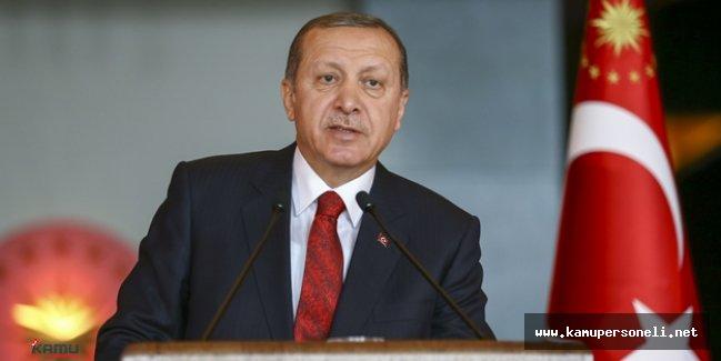 """Cumhurbaşkanı: """"Suriyeli Sığınmacılara Vatandaşlık Verilmesi Konusunda.."""""""