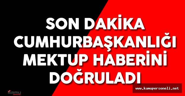 """Cumhurbaşkanlığı Sözcüsü Kalın """"Erdoğan'dan Putin'e Mektup"""" Haberini Doğruladı"""